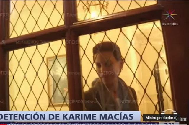 ¿Quién es Karime Macías, esposa del exgobernador Javier Duarte?