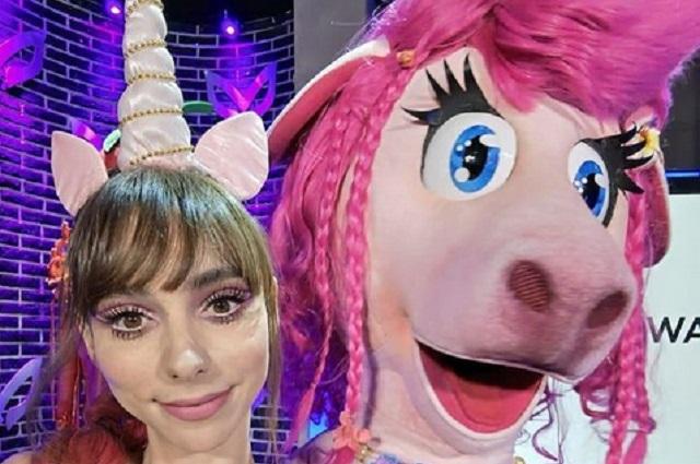 Revelan la famosa que estaba en Unicornio en ¿Quién es la máscara?