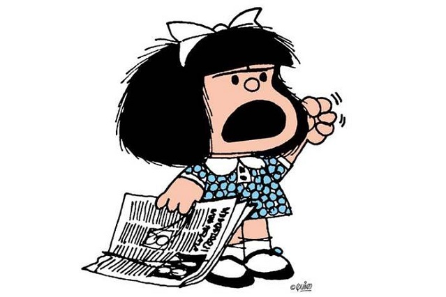 Foto Facebook / Mafalda Oficial