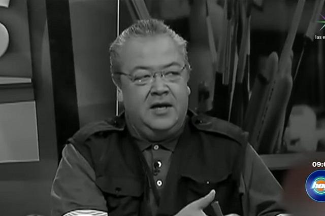 ¿De qué murió el reportero de Televisa Enrique Muñoz?