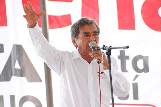 PRI y PAN rebasan tope de gastos de campaña, acusa Quiroz