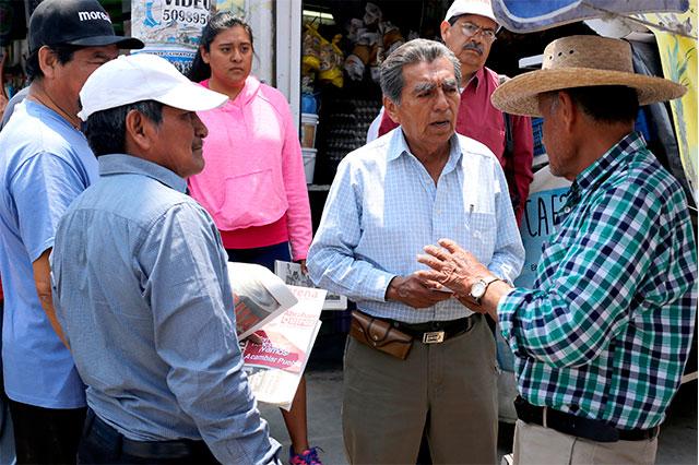 Propone Abraham Quiroz depurar cuerpos y mandos policiacos