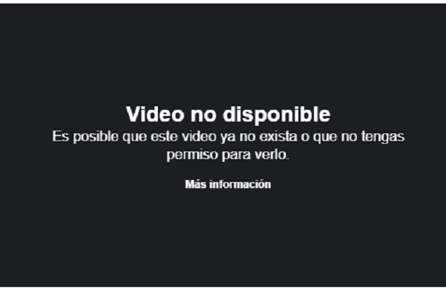 Borran de Facebook video del error de Galilea Montijo
