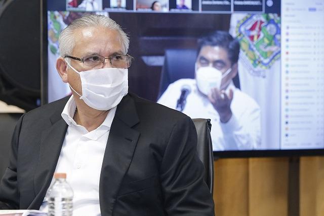 Sale Raciel López de la SSP; investigarán su gestión, anuncian