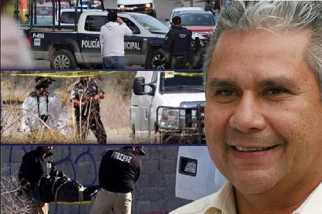 Sin freno, asesinatos en primer mes de Raciel López en la SSP