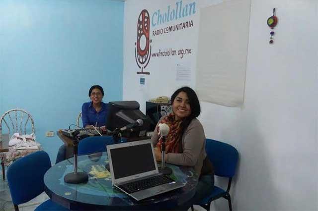La emisora indígena Radio Cholollan inicia trámites para operar