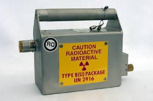 Emite Segob alerta en Puebla por robo de unidad radioactiva