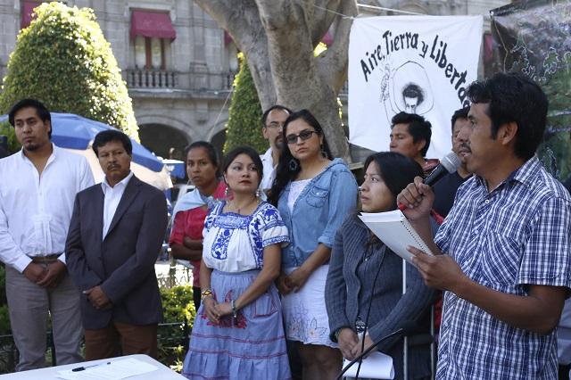Amenazan a radio de Zacatepec por difundir conflicto ambiental
