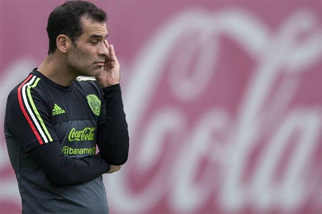 Osorio decide si incluye a Rafa Márquez: Torrado