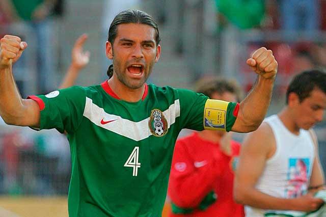Rafa Márquez puede tardar 8 meses en aclarar su patrimonio: Meade