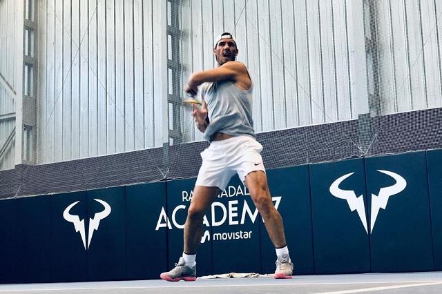 Rafael Nadal va por un nuevo récord luego de igualar a Roger Federer