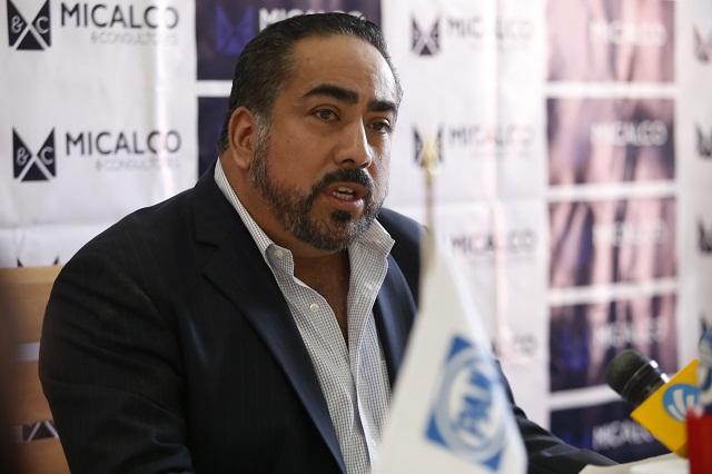 Pelea Micalco en el TEPJF su suspensión de derechos partidistas