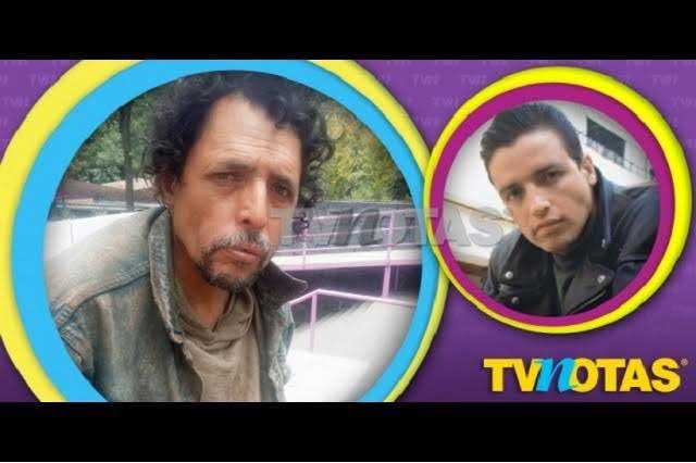 Rafael Rojas pasó de actor de telenovelas a ¿Indigente?