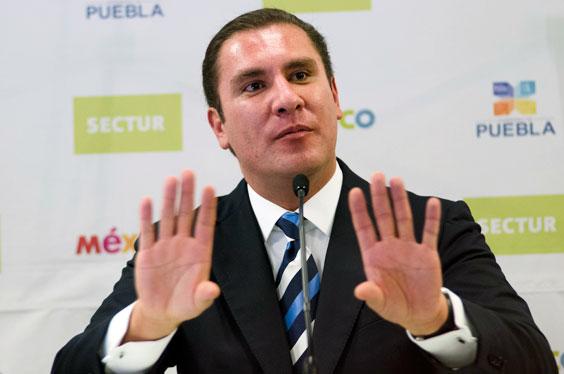 Moreno Valle advierte que si hay dedazo no participará en el Frente