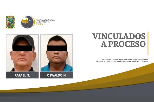 Los detienen en Puebla con drogas y equipo policial