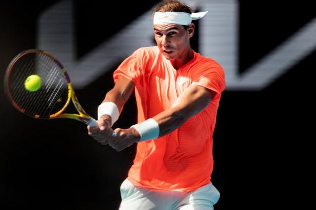 Abierto de Australia: con sets invictos Rafael Nadal se clasifica a 4tos de final
