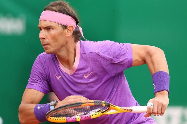 Rafael Nadal sigue intratable y avanza a cuartos en Montecarlo