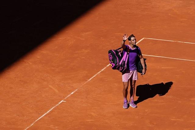 Rafael Nadal es duda en los Juegos Olímpicos de Tokio 2020
