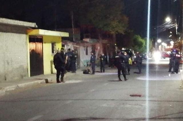 Rafaguean a hombre y sobrevive en el municipio de Tehuacán