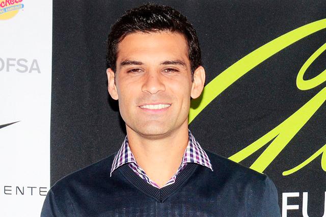 Rafa Márquez jugará su quinto mundial de fútbol