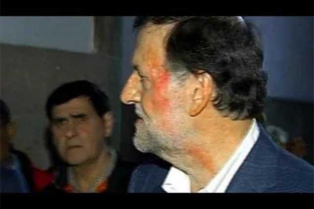 Mátalo, le dijeron sus amigos al menor que le pegó a Rajoy