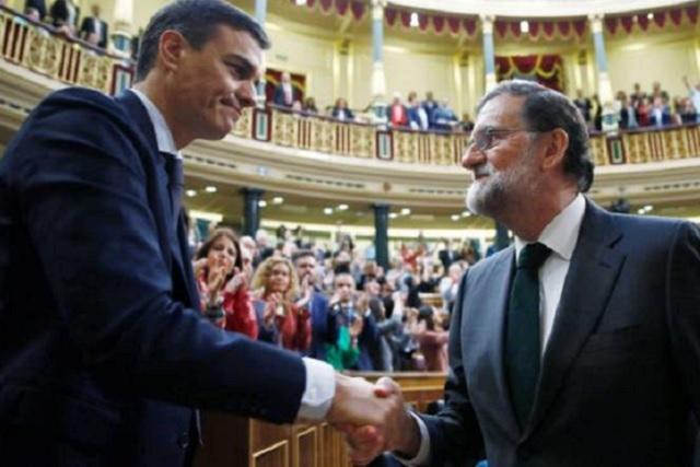 Pedro Sánchez asume la presidencia del gobierno español