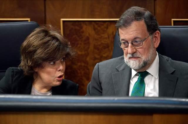 Cayó Rajoy; el socialista Pedro Sánchez preside el gobierno español