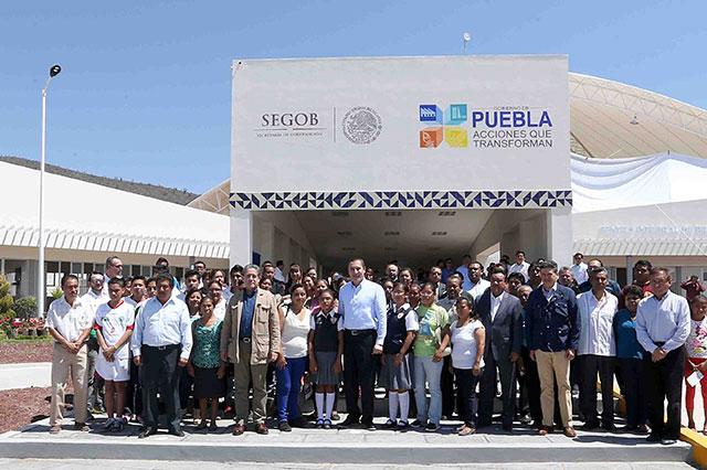 RMV llama al ayuntamiento de Tehuacán a trabajar con el estado
