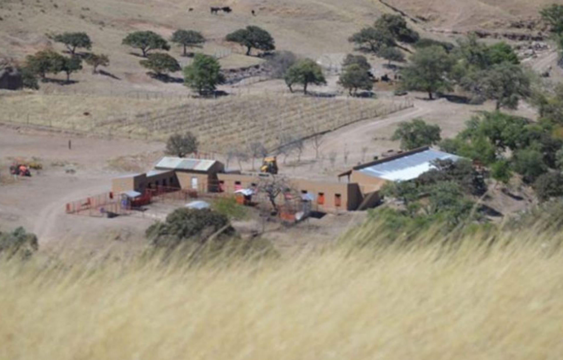 Aseguran rancho de César Duarte en el municipio de Zaragoza