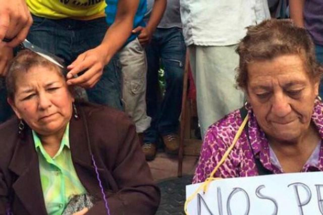 La SEP despedirá a los maestros que raparon a directores en Chiapas
