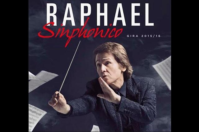 Raphael y la moda de los conciertos sinfónicos