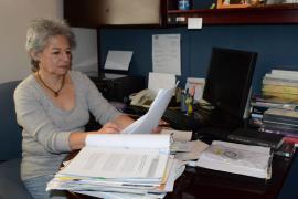 Raquel Gutiérrez: más de 20 años de actividad académica en la BUAP