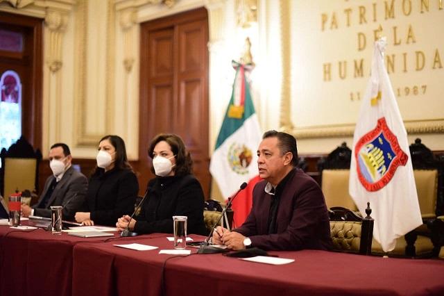 Nuevo encargado anuncia mejoría en Rastro de Puebla