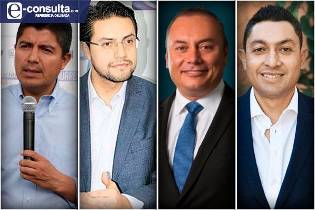 Palomea el PAN nacional a los candidatos en Puebla