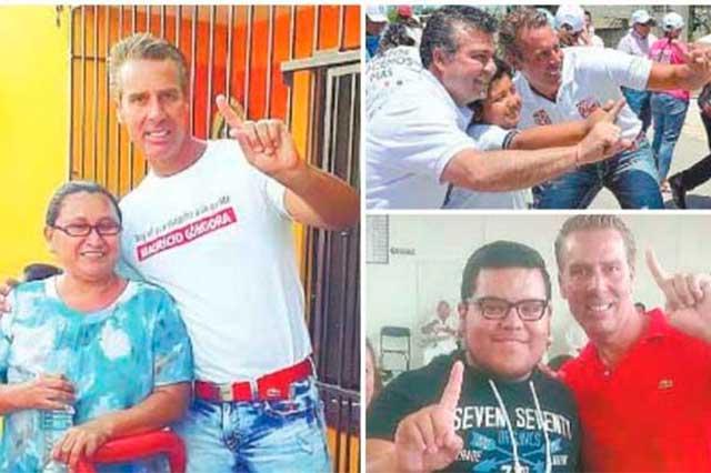 Reaparece Raúl Osorio y difunden imágenes
