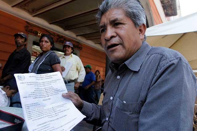 Raúl Pérez anuncia que reasumirá presidencia de Canoa