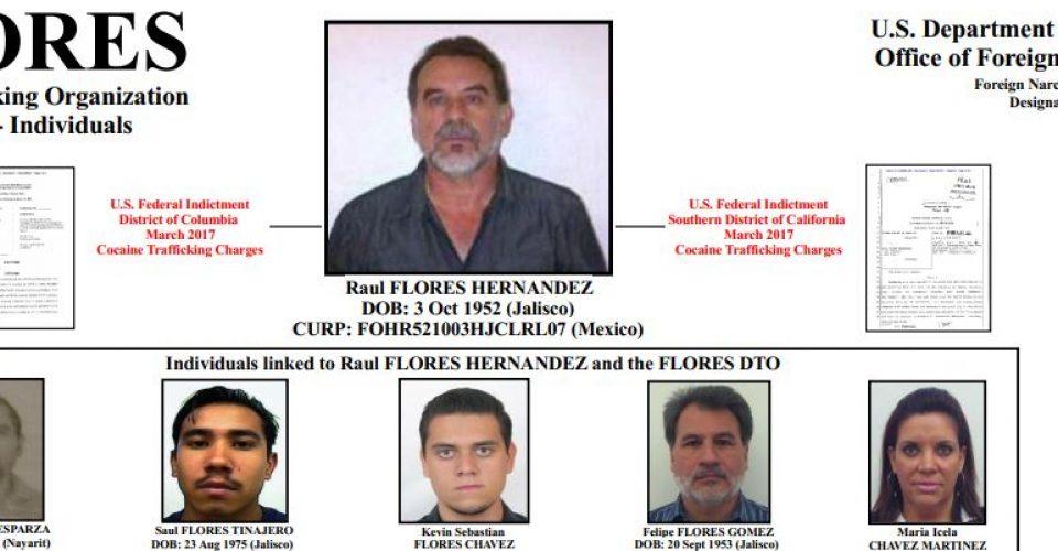 Trasladan a Raúl 'El Tío' Flores al penal del Altiplano