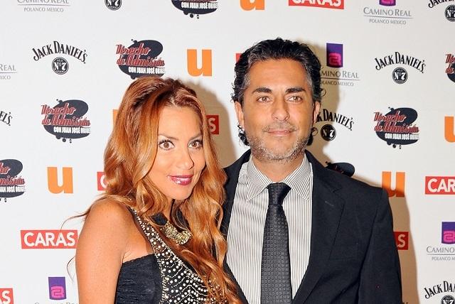 Se separan Raúl Araiza y Fernanda Rodríguez tras 24 años de matrimonio