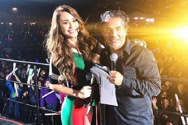 ¿Raúl Araiza sostiene romance con Yanet García?