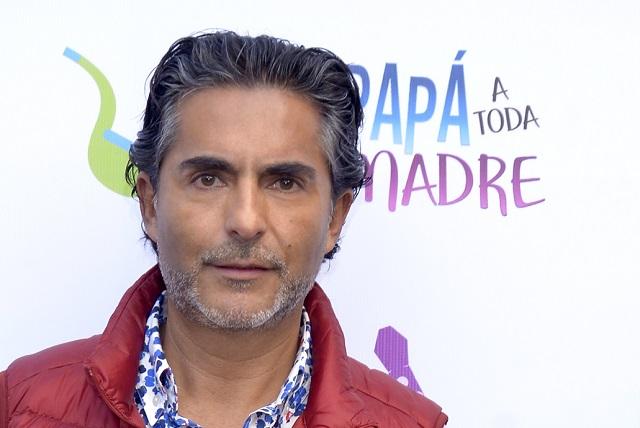 Raúl Araiza sale en defensa de Andrea Legarreta