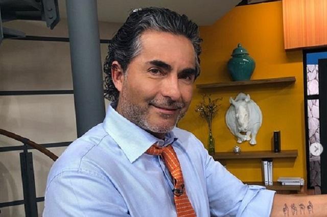 Le recuerdan a Raúl Araiza que fue infiel a su esposa por tatuaje