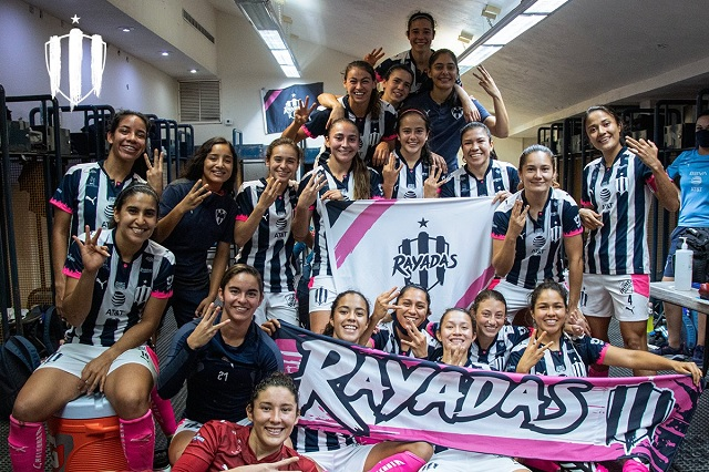 Monterrey le quita invicto a Tigres femenil y se lleva el 'Clásico regio'