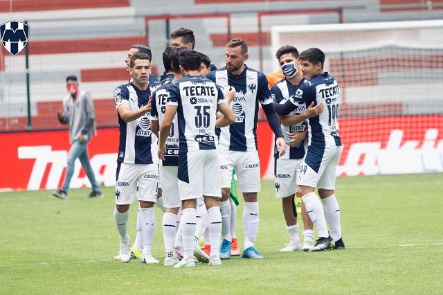 Rayados, primer equipo de la Liga MX en vacunarse contra el Covid-19