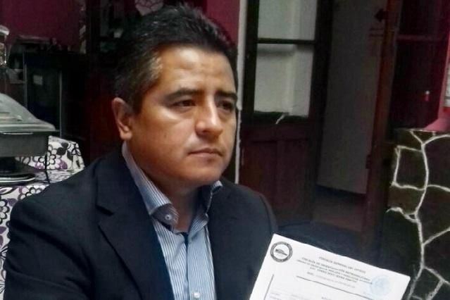 Panistas de las Cholulas, en desacuerdo con candidatos