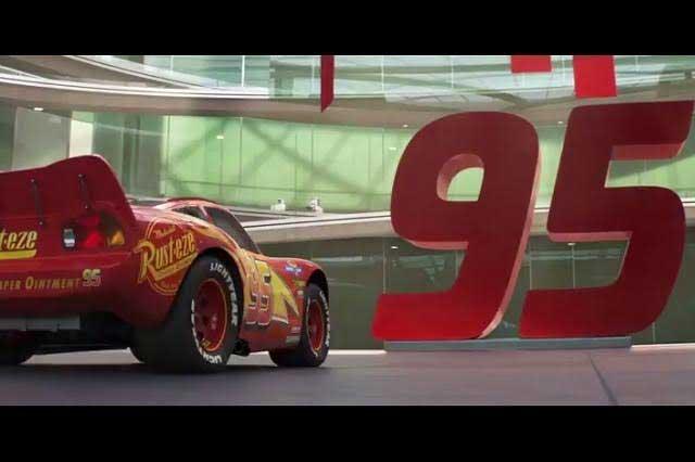 Último tráiler de Cars 3