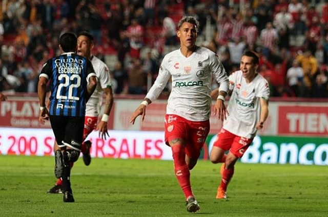 Rayos del Necaxa le pasa por encima 3 a 0 al Querétaro