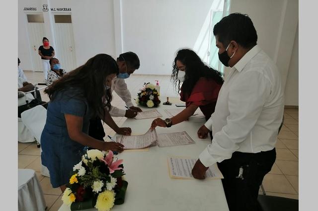 Registros civiles reinician actividades ante la nueva normalidad