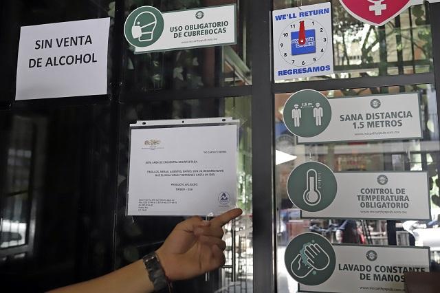 Hay conducción ordenada de la crisis sanitaria: Barbosa