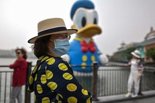Las restricciones para poder ingresar al Parque de Disney en Shanghai