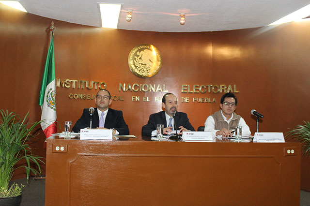 Autoridades electorales se declaran listas para el 5 de Junio